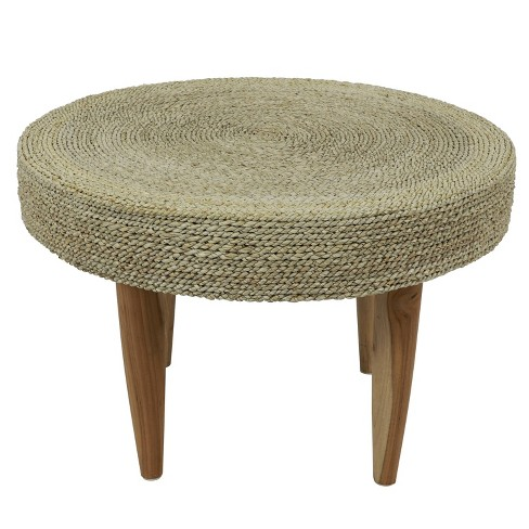 Hyacinth Side Table White - Dcor Therapy - image 1 of 4
