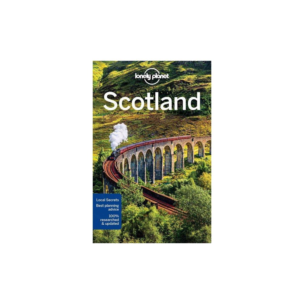 Lonely Planet Scotland - by Neil Wilson & Andy Symington (Paperback)