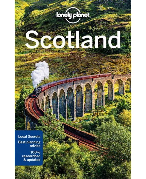 Lonely Planet Scotland -  by Neil Wilson & Andy Symington (Paperback) - image 1 of 1