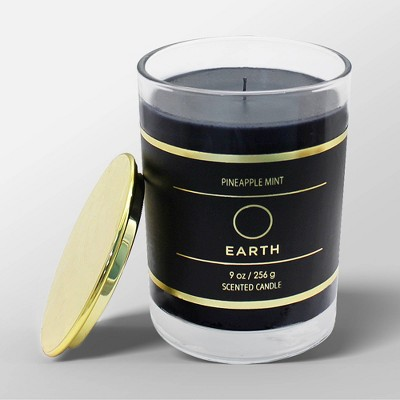 9oz Glass Jar Element Candle Earth - Project 62™