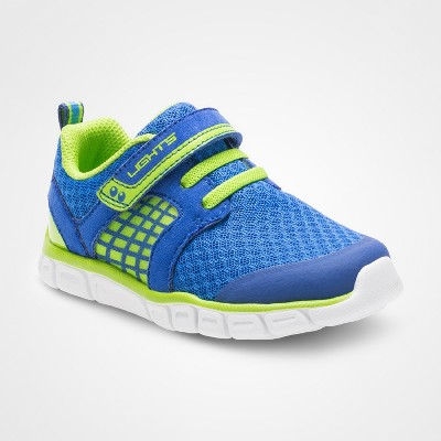 Toddler Boys' Surprize by Stride Rite® Darwin Light-Up Performance Athletic Sneakers - Blue 10