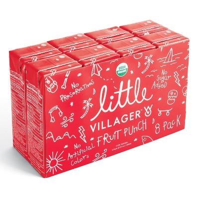Juice Boxes: Little Villager