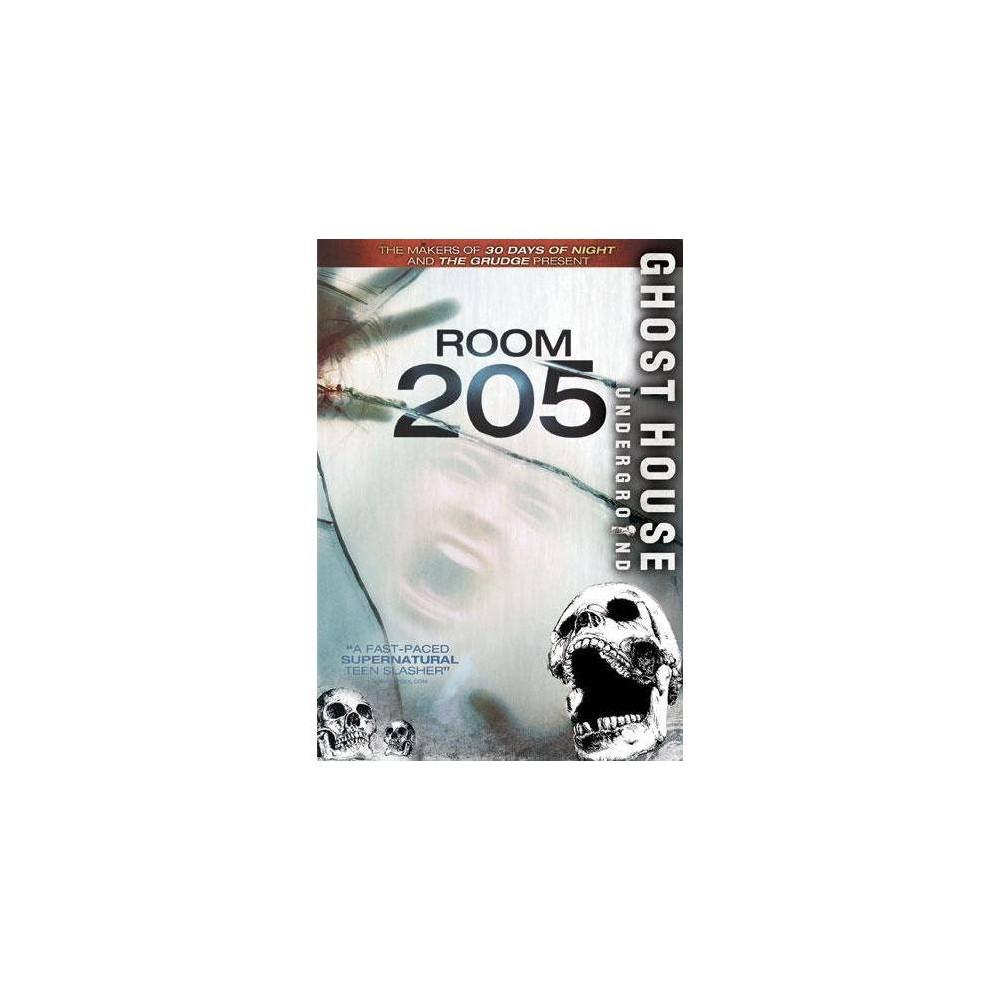 Room 205 Dvd 2008