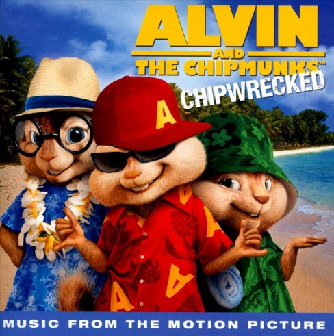 Original Soundtrack - Alvin and the Chipmunks: Chipwrecked (Music from the Motion Picture) (CD) - image 1 of 1