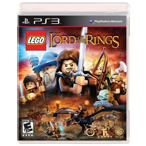 LEGO® Lord of the Rings PlayStation 3 - image 1 of 1