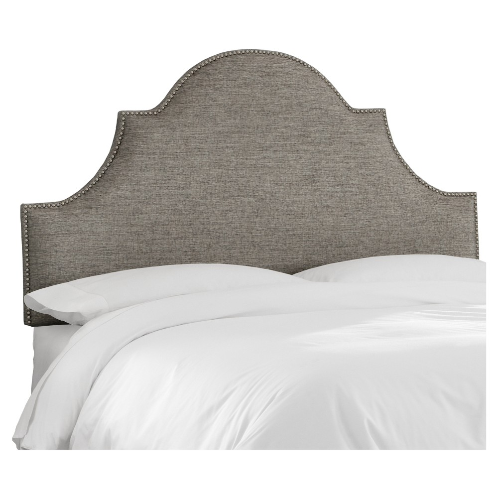 Chambers Headboard - Groupie Peppercorn (King) - Skyline Furniture