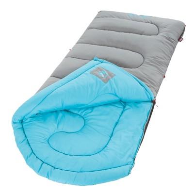 Coleman Dexter Point 30 Degree Sleeping Bag - Grey