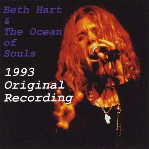 Beth hart - Beth hart and the ocean of souls (CD) - image 1 of 1