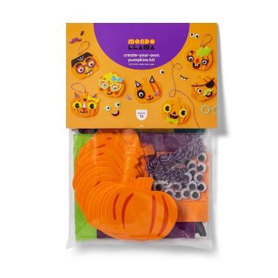 Pumpkin Ornament Kit - Mondo Llama™