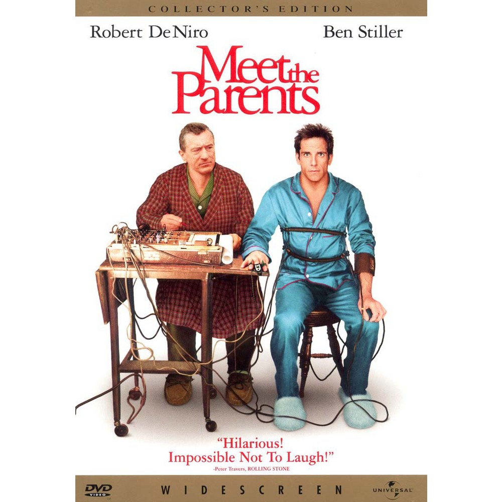 Meet the Parents (dvd_video)