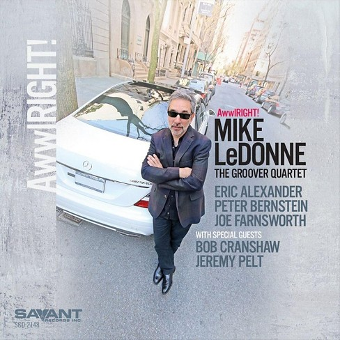 Mike Ledonne - Awwlright (CD) - image 1 of 1