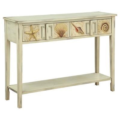 Merveilleux Coastal Console Table   Sand   Christopher Knight Home