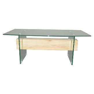 Deacon Coffee Table - Canyon Gray - Christopher Knight Home