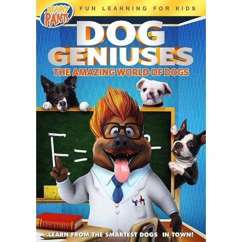 Dog Geniuses (DVD) - image 1 of 1