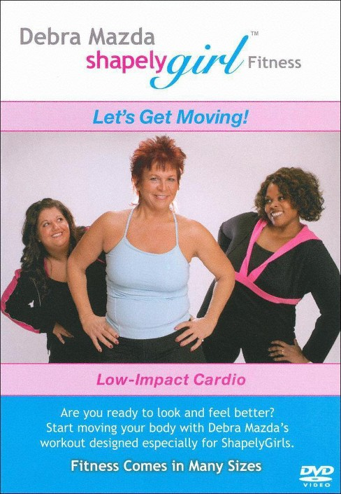 Shapely girl:Let's get moving low imp (DVD) - image 1 of 1