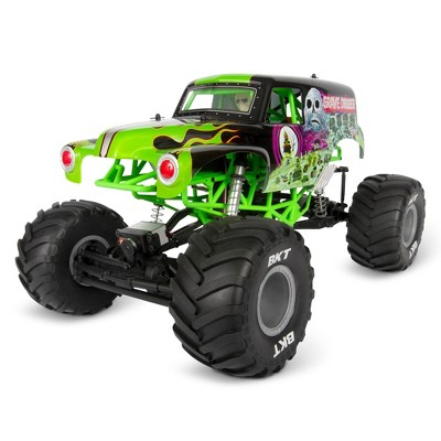 Axial RC Truck 1/10 SMT10 Grave Digger 4WD Monster Truck Brushed RTR (Battery and Charger Not Included), AXI03019