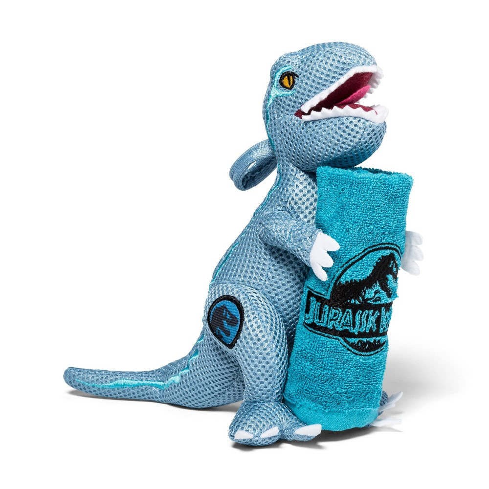 Image of Jurassic World Time Roars On Wash Mitts