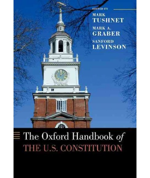 Oxford Handbook of the U.S. Constitution (Reprint) (Paperback) - image 1 of 1