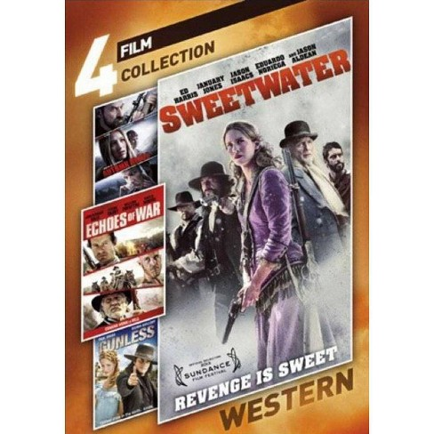 4-Film Collection: Western (DVD) - image 1 of 1