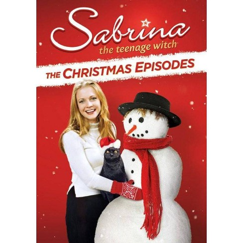 Sabrina The Teenage Witch: Christmas Episodes (DVD) - image 1 of 1