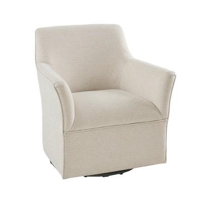 Etonnant Bewick Swivel Glider Chair Cream