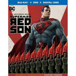 Superman: Red Son (Blu-Ray + DVD + Digital)