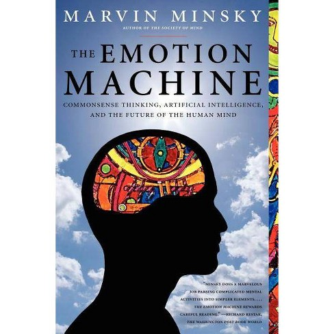 The Emotion Machine - by  Marvin Minsky (Paperback) - image 1 of 1