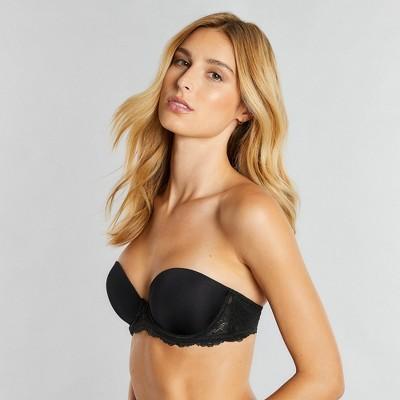 OnGossamer Women's Beautifully Basic Strapless Bra