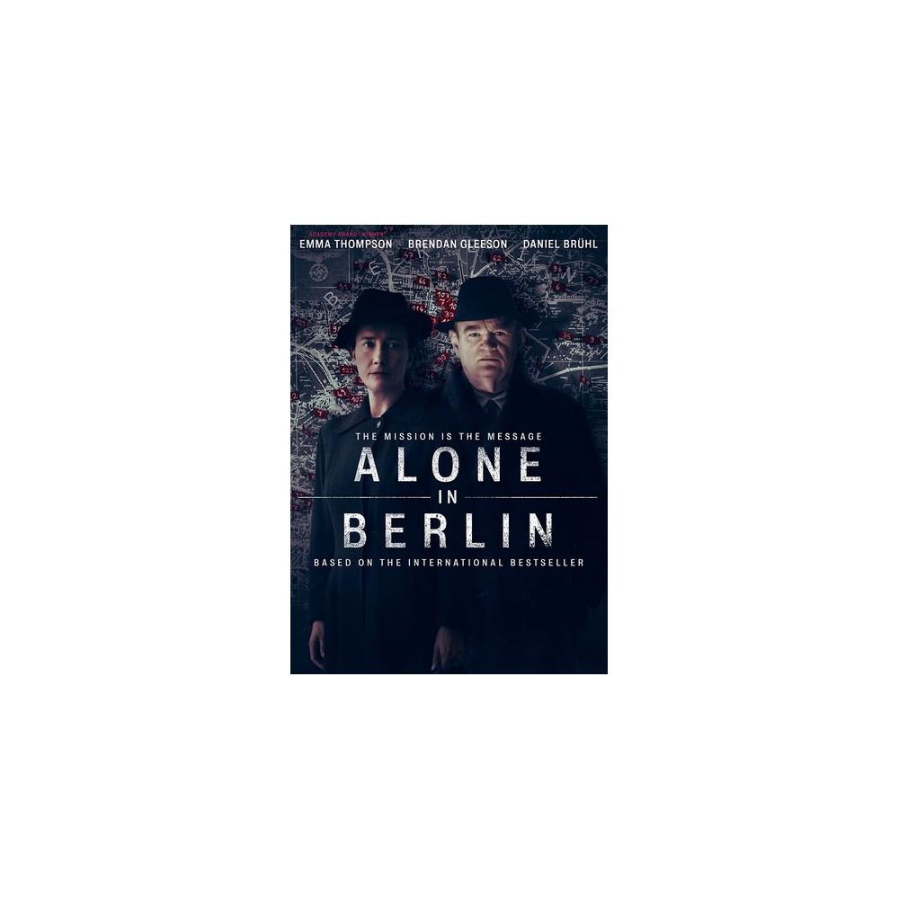 Alone In Berlin (Dvd), Movies Alone In Berlin (Dvd), Movies