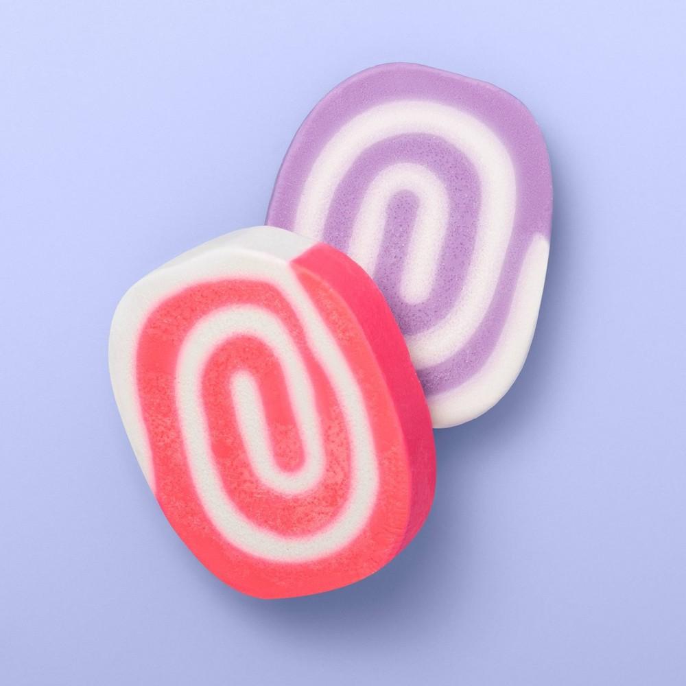 Image of Bubble Bath Bar - 2.6oz - More Than Magic Charming Cherry Blossom & Orange Cream Crave
