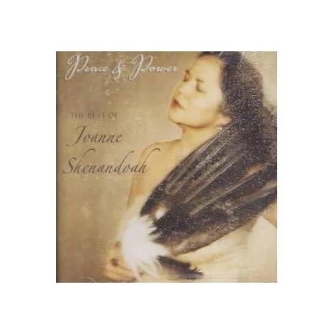 Joanne Shenandoah - Peace and Power: The Best of Joanne Shenandoah (CD) - image 1 of 1