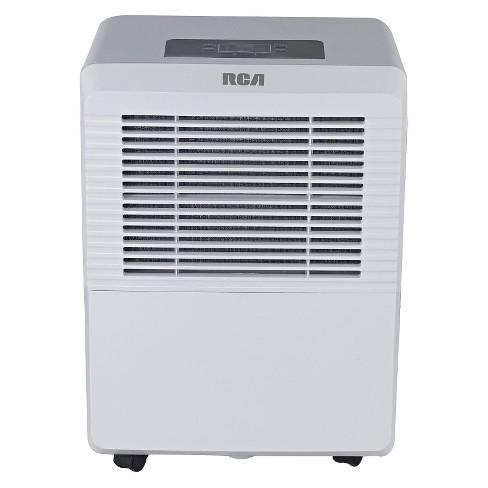 RCA - 70 Pint Dehumidifier - White - image 1 of 1