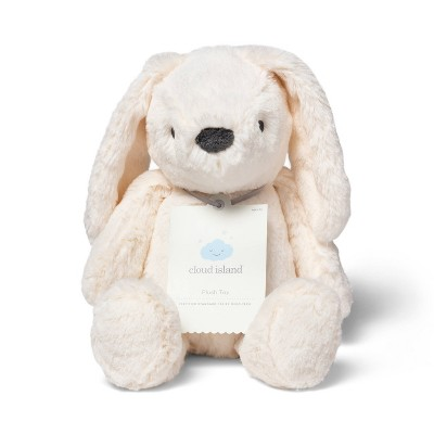 Plush Bunny Stuffed Animal - Cloud Island™ Cream