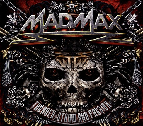 Mad Max - Thunder Storm & Passion (CD) - image 1 of 1