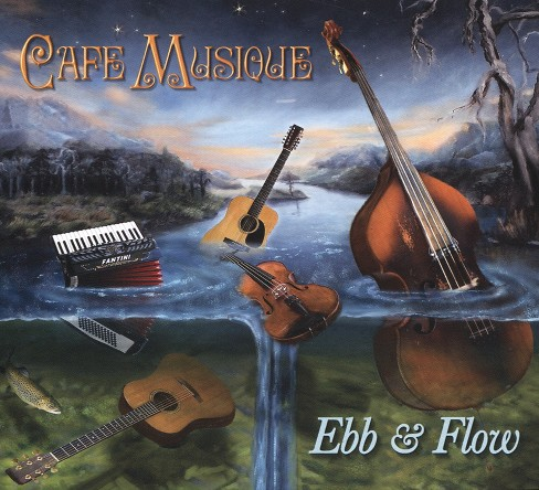 Cafe musique - Ebb & flow (CD) - image 1 of 1