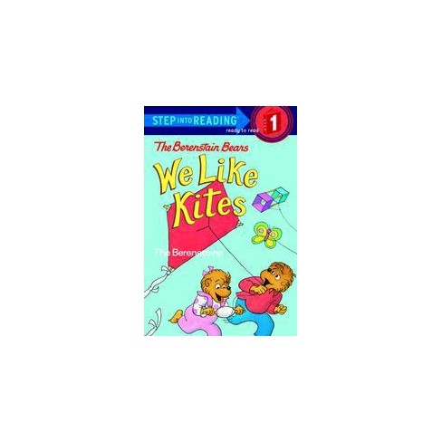 Berenstain Bears: We Like Kites - (Berenstain Bear Scouts (Paperback)) (Paperback) - image 1 of 1