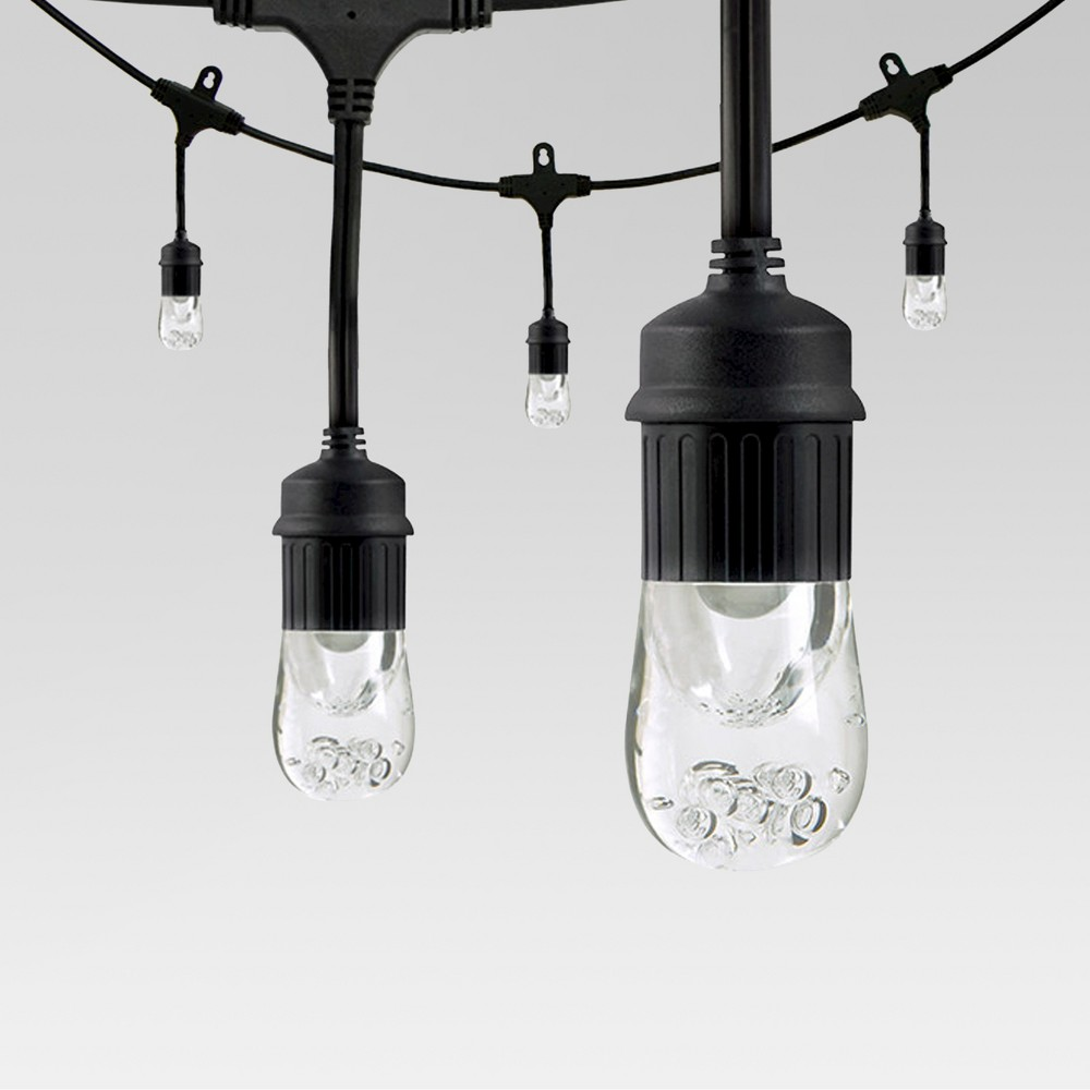 Image of 48' Led Café Lights - 24ct - Enbrighten