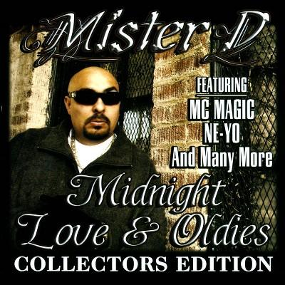 Mister D - Midnight Love & Oldies, Vol. 1 (CD)
