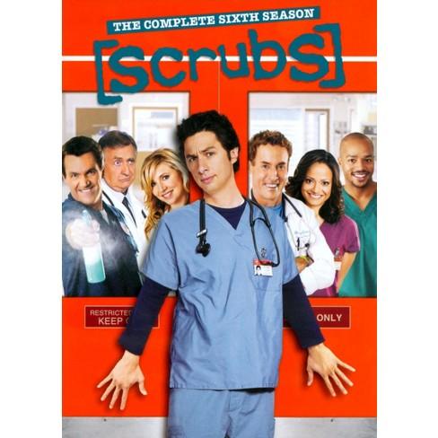 Scrubs: The Complete Sixth Season [3 Discs] - image 1 of 1