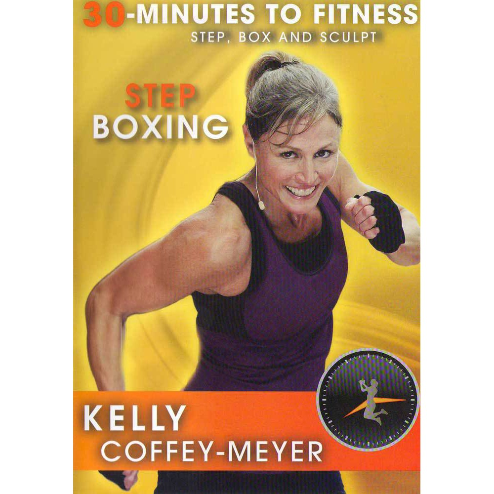 30 Minutes To Fitness:Step Boxing Wit (Dvd)