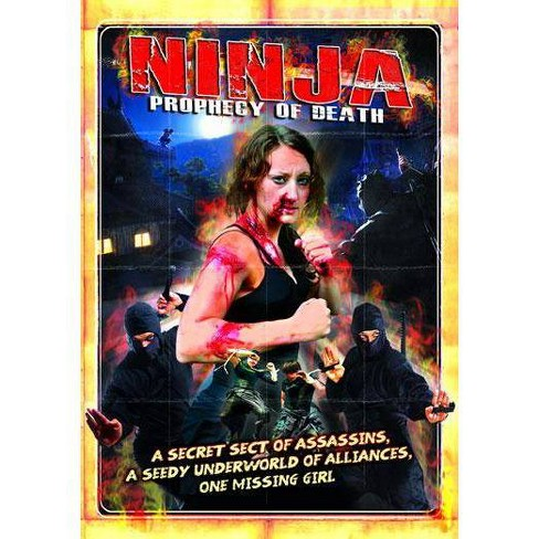Ninja: Prophecy of Death (DVD) - image 1 of 1
