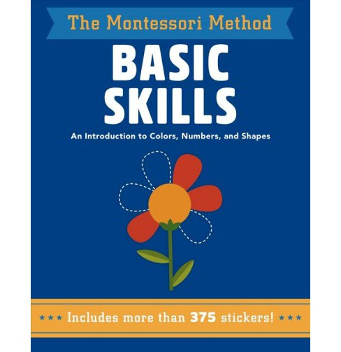 Basic Skills : An Introduction to Colors, Numbers, and Shapes -  by Chiara Piroddi (Paperback) - image 1 of 1