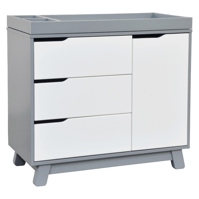 Babyletto Hudson 3-Drawer Changer Dresser with Removable Changing Tray - image 1 of 15