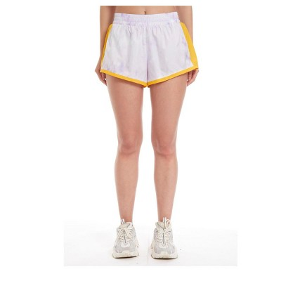 PSK Collective Women's Colorblock Shorts