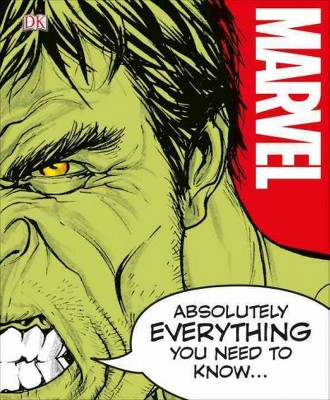 Marvel Absolutely Everything by Adam Bray (Hardcover)