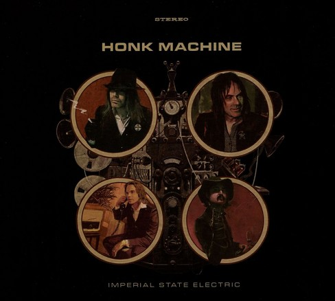 Imperial state elect - Honk machine (CD) - image 1 of 1