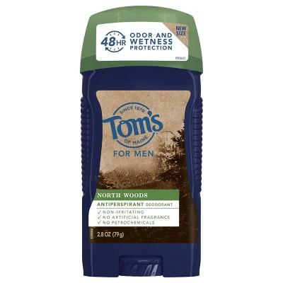 Tom's of Maine Men's North Woods Antiperspirant & Deodorant - 2.8oz