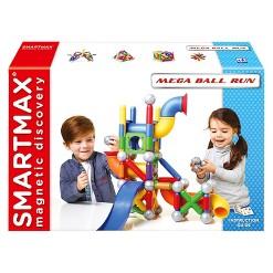 SmartMax Mega Ball Run, magnetic building sets
