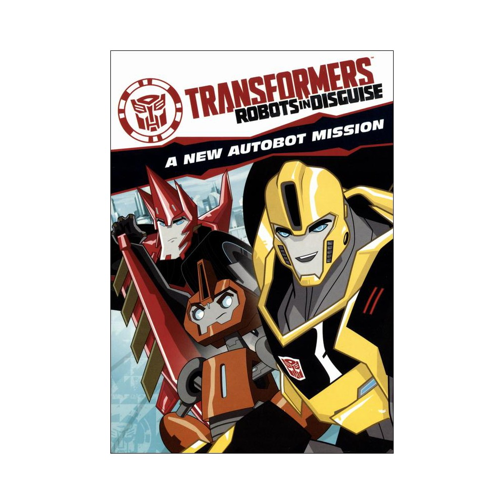 Transformers Robots In Disguise A New Autobot Mission