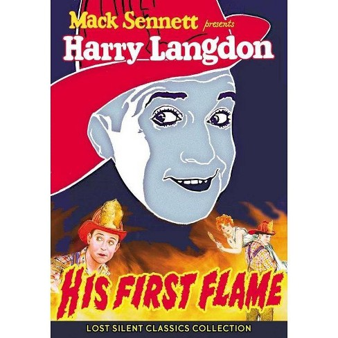 His First Flame (DVD) - image 1 of 1